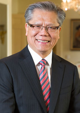 His Excellency the Honourable Hieu Van Le AC, Governor of South Australia