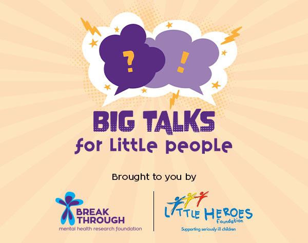 Big Talks for Little People